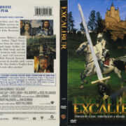 Excalibur (1981) R1 Cover & Label