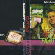 Fight Club (1999) R1 Cover & label