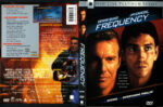 Frequency (2000) R1 DVD Cover