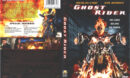 Ghost Rider (2007) R1 Cover & Label