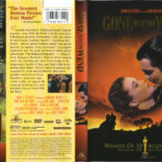 Gone With The Wind (1939) R1 Cover