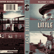 Little Boy (2015) R1 Custom Blu-Ray Cover