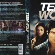 Teen Wolf – Season 1 (2011) R2 Blu-Ray German Cover