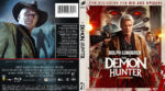 The Demon Hunter (2016) R2 German Custom Blu-Ray Cover & Label