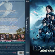 Rogue One - A Star Wars Story (2016) R2 German Custom Cover & Labels