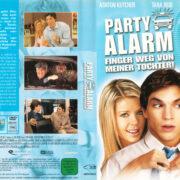 Partyalarm – Finger weg von meiner Tochter (2003) R2 German Cover & Label