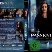 Passengers – Die Wahrheit lässt sich nicht ewig verleugnen (2008) R2 German Cover & Label