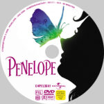 Penelope (2008) R2 German Custom Label