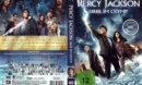 Percy Jackson - Diebe im Olymp (2010) R2 German Cover & Label