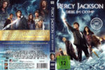 Percy Jackson – Diebe im Olymp (2010) R2 German Cover & Label
