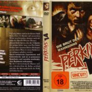 Perkins 14 – Die Brut des Wahnsinns (2009) R2 German Cover & Label