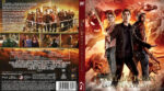 Percy Jackson 2 – Im Bann des Zyklopen (2013) R2 German Custom Blu-Ray Cover & Label