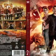 Percy Jackson 2 – Im Bann des Zyklopen (2013) R2 German Custom Blu-Ray Cover & Label