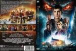 Percy Jackson 2 – Im Bann des Zyklopen (2013) R2 German Custom Cover & Label