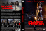 Planet Terror (2007) R2 German Custom Cover & Label