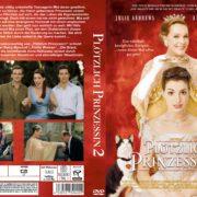 Plötzlich Prinzessin 2 (2004) R2 German Cover