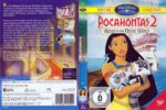 Pocahontas 2 – Reise in eine neue Welt (1998) R2 German Cover & Custom Label