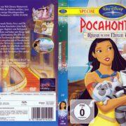 Pocahontas 2 – Reise in eine neue Welt (1998) R2 German Cover & Custom Label