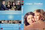 Grace and Frankie – Season 2 (2016) R1 Custom Cover & Labels