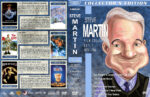 Steve Martin Film Collection – Set 1 (1978-1983) R1 Custom Covers