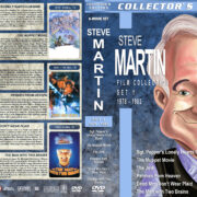 Steve Martin Film Collection - Set 1 (1978-1983) R1 Custom Covers