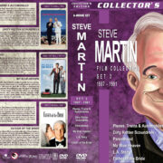 Steve Martin Film Collection - Set 3 (1987-1991) R1 Custom Covers