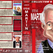 Steve Martin Film Collection - Set 4 (1991-1994) R1 Custom Covers