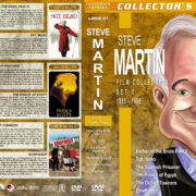 Steve Martin Film Collection - Set 5 (1995-1999) R1 Custom Covers