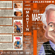 Steve Martin Film Collection – Set 6 (2001-2005) R1 Custom Covers