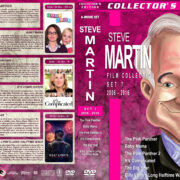 Steve Martin Film Collection – Set 7 (2006-2016) R1 Custom Covers