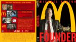 The Founder (2017) R1 Custom Blu-Ray Cover