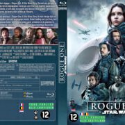 Rogue One A Star Wars Story (2016) R2 Blu-Ray Dutch Cover