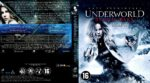 Underworld Blood Wars (2016) R2 Custom Blu-Ray Dutch Cover