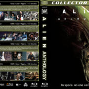 Alien Anthology (1979-1997) R1 Custom Blu-Ray Cover