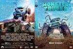 Monster Trucks (2016) R1 Custom Cover & Label