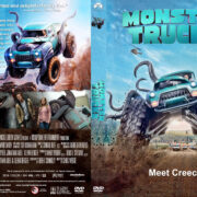 Monster Trucks (2016) R1 Custom Cover & Label