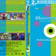 Monsters, Inc Collection (2001-2013) R1 Custom Cover