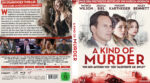 A Kind of Murder (2016) R2 German Custom Blu-Ray Cover & Labels