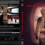 Nocturnal Animals (2016) R2 German Custom Blu-Ray Cover & Label