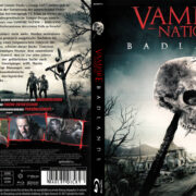 Vampire Nation 2 - Badlands (2017) R2 German Custom Blu-Ray Cover & Label