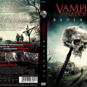Vampire Nation 2 - Badlands (2017) R2 German Custom Cover & Label