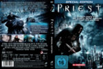 Priest (2011) R2 German Cover & Label