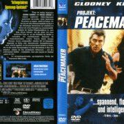 Projekt Peacemaker (1997) R2 German Cover & Label