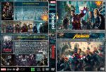 The Avengers / Avengers – Age of Ultron (Double Feature) (2012/2015) R2 GERMAN Custom DVD Cover