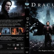 Dracula Untold (2015) R2 GERMAN DVD Cover