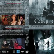 The Conjuring 1+2 (Double Feature) (2013/2016) R2 GERMAN Custom DVD Cover