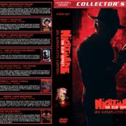 A Nightmare on Elm Street – Die komplette Edition (1984-2010) R2 GERMAN Custom DVD Cover