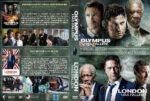 Olympus has Fallen / London has Fallen (Double Feature) (2013/2016) R2 GERMAN Custom DVD Cover