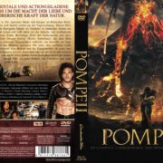Pompeii (2014) R2 GERMAN DVD Cover