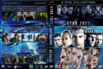 Star Trek I-III (Triple Feature) (2009-2016) R2 GERMAN Custom DVD Cover